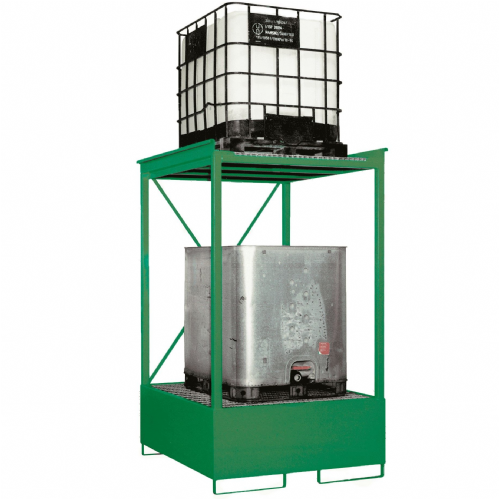Steel IBC SpillPallet - Type IBC2
